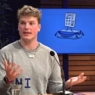 Daniël van Duijn schrijft 'Leven na de Boomers', voorjaar 2022 bij Bot Uitgevers